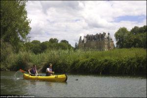 Canoé-Kayak sur l'Ognon Villersexel