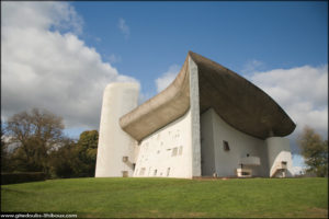Chapelle du Corbusier - Ronchamp (Haute Saône)