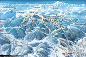 Piste de ski Métabief Doubs-Jura