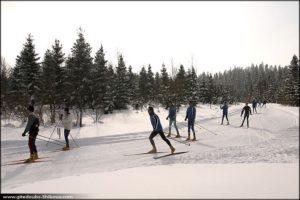 Ski de fond Planche des belles filles