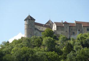 Château de Belvoir (Doubs)
