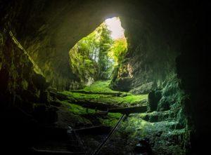 Grotte de la Glaciere - Chaux-les-Passavants