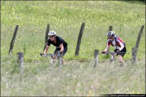 Randonnée VTT Mondon -  Doubs